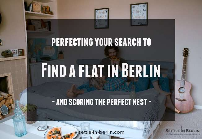Rent a flat in Berlin