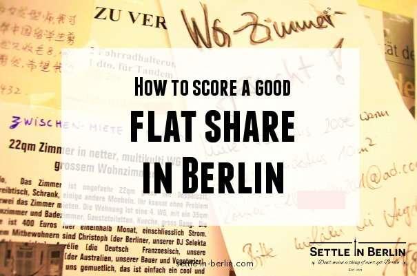 flat share in berlin
