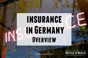 insurance in Germany
