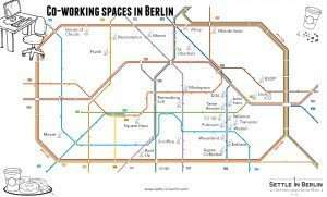 coworking spaces in Berlin