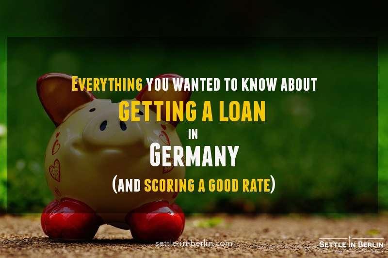 loan in germany