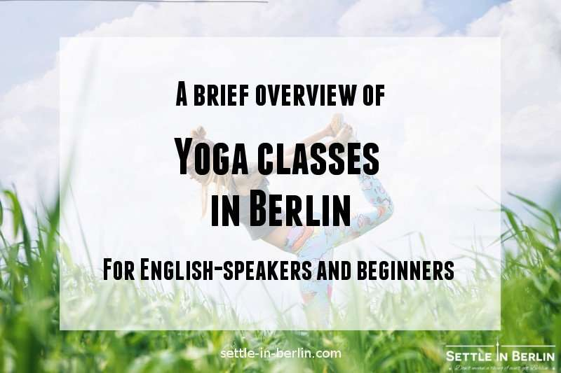 Yoga classes in Berlin