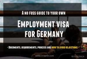 work visa Germany guide