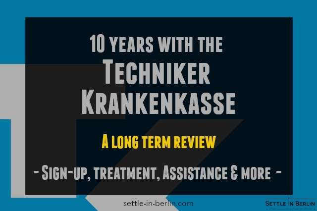 Techniker Krankenkasse health insurance review Germany