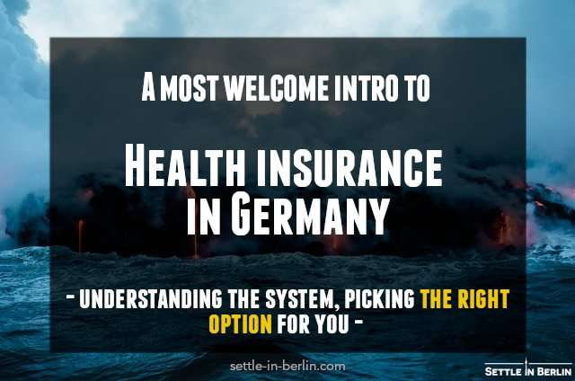 health insurance in Germany guide for expats