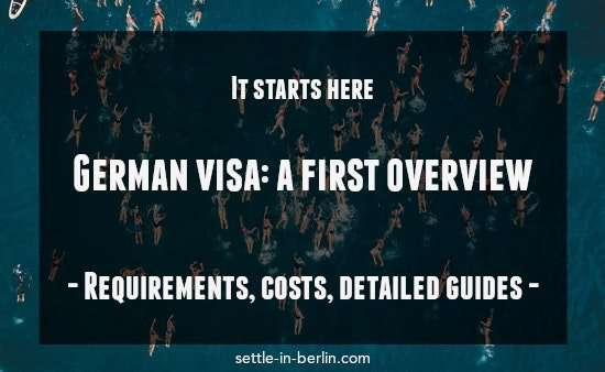 Germany visa overview