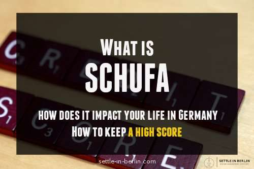 what is schufa english