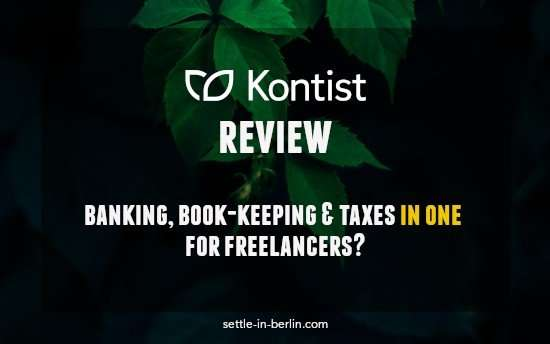 kontist bank review
