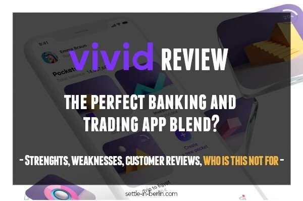 Vivid bank review