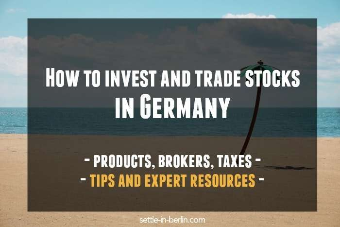 How to invest and start stock trading in Germany