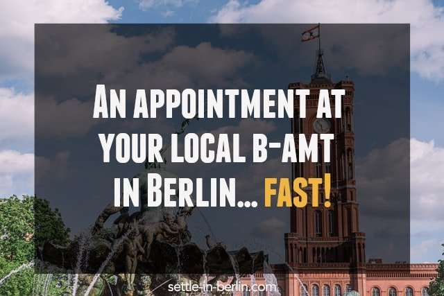 How to get a Bürgeramt appointment in Berlin