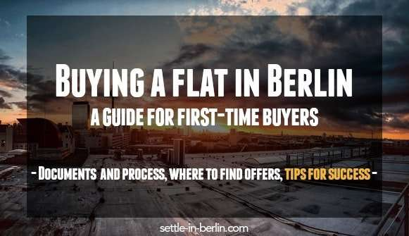 buy an apartment in berlin - guide for first time buyers